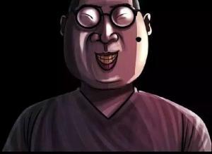 【恐怖漫画 短篇】我能看见鬼