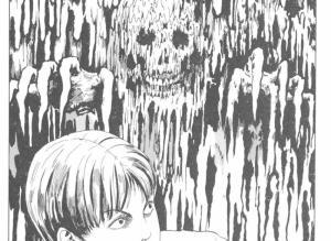 【恐怖漫画 短篇】伊藤润二恐怖漫画系列《押切怪谈》