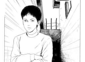 【恐怖漫画 短篇】伊藤润二恐怖漫画系列《鬼巷》