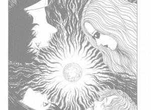 【恐怖漫画 短篇】伊藤润二恐怖漫画系列黑色诡局之