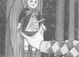 【恐怖漫画 短篇】伊藤润二恐怖漫画系列《恣意的诅咒》