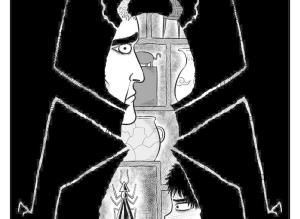 【恐怖漫画 短篇】恐怖惊悚漫画《白