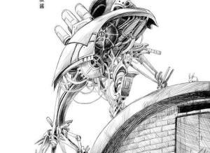 【恐怖漫画 短篇】猎奇漫画《复活》