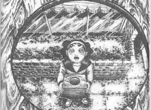 【恐怖漫画 短篇】日本恐怖漫画《最古老的箱子》