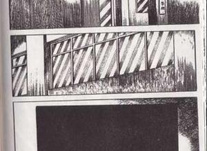 【恐怖漫画 短篇】日本恐怖漫画《黑