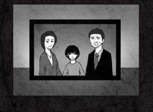 【恐怖漫画 短篇】韩国短篇漫画 是应试教育的错吗