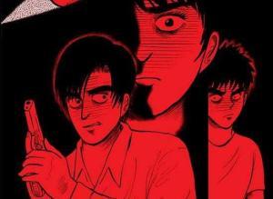 【恐怖漫画 短篇】小冷恐怖漫画《谜案》