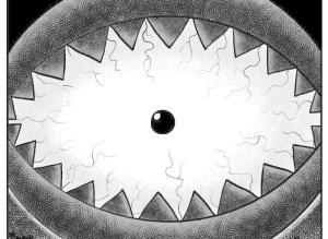 【恐怖漫画 短篇】中国怪谈《捕兽夹恐怖事件》小智的推理事件簿