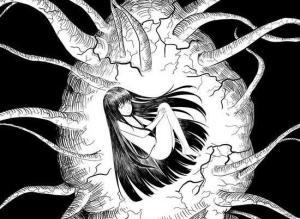 【恐怖漫画 短篇】恐怖漫画《偷心》