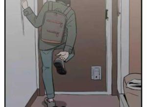 【恐怖漫画 短篇】恐怖漫画《同居的女人》偷偷生活在我家的是谁