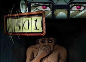 【恐怖漫画 短篇】恐怖漫画《衣柜里的人》整形师
