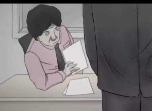 【恐怖漫画 短篇】恐怖漫画《公共杀