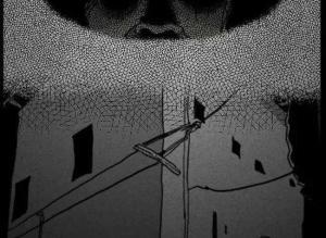 【恐怖漫画 短篇】恐怖漫画《饿》十字路口敲碗招饿