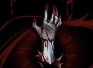 【恐怖漫画 短篇】恐怖漫画《三只手》