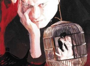 【恐怖漫画 短篇】故事漫画《堕落天使的涅槃》