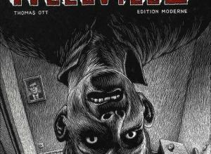 【恐怖漫画 短篇】惊悚漫画《恐怖小镇》