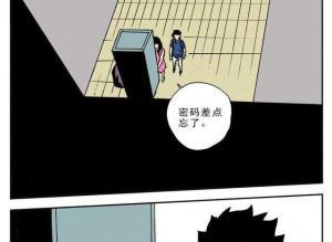 【恐怖漫画 短篇】恐怖漫画《指纹》