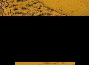 【恐怖漫画 短篇】黑色放映机《玉米田》