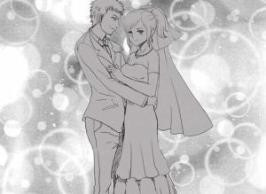 【恐怖漫画 短篇】猎奇漫画《结婚照》