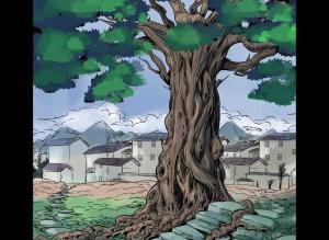 【恐漫短篇】恐惧漫画《古树》古怪消失的小孩【第一百七十二章,开罪了】