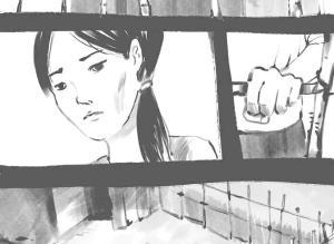【恐怖漫画 短篇】鸭蛋怪谈