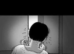 【恐怖漫画 短篇】僵尸