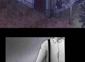 【恐怖漫画 短篇】为亡夫守节的女人