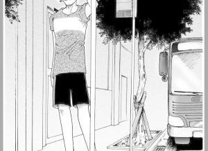 【恐怖漫画 短篇】博爱座不能坐