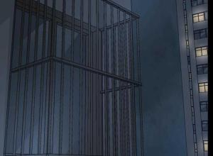 【恐怖漫画 短篇】夜半诡谈 | 防盗笼