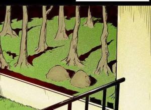 【恐怖漫画 短篇】不洗澡的邋遢人