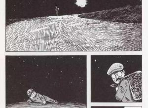 【恐怖漫画 短篇】《一根火柴》匆忙的青春岁月,充满了浪漫哀伤与诗意