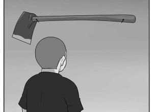 【恐怖漫画 短篇】锄地
