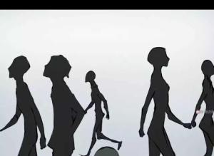 【恐怖漫画 短篇】《人体透视》我能看到胎儿的性别