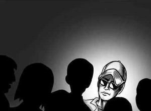 【恐怖漫画 短篇】恐慌斗室《惩罚》真实新闻改编的故事