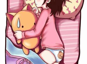 【恐怖漫画 短篇】床下有精灵