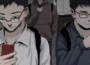 【恐怖漫画 短篇】谎言的世界
