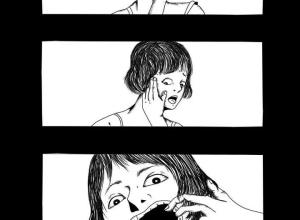 【恐怖漫画 短篇】牙齿脱落