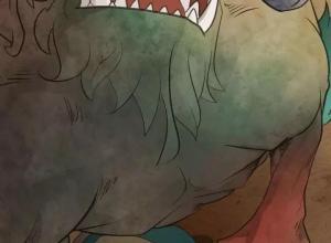 【恐怖漫画 短篇】饕餮盛宴