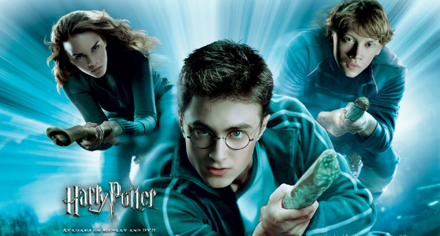 【智商测试】你是《哈利波特》里的谁?
