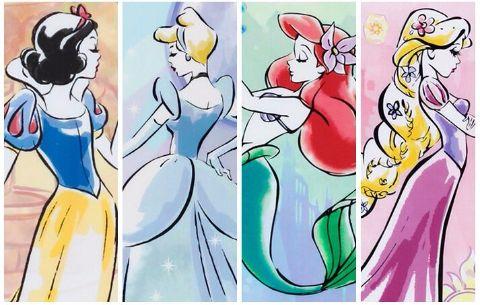 【魅力测试】你的性格像哪位公主?